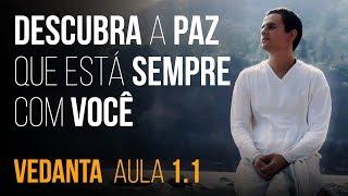 Curso Online Gratis de Vedanta AULA 1.1 com Jonas Masetti