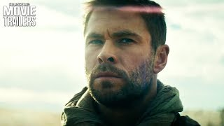 12 STRONG | New Trailer with Chris Hemsworth & Michael Shannon