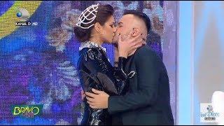 Bravo, ai stil! (07.12.2017) - Cristina Ich l-a sarutat pe Razvan Ciobanu: