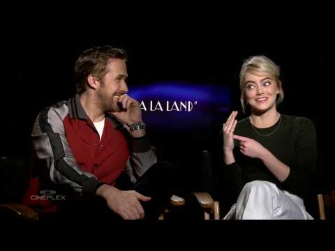 Download Ryan Gosling and Emma Stone talk La La Land