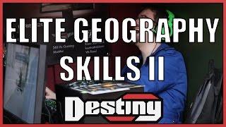 Elite geography skills II