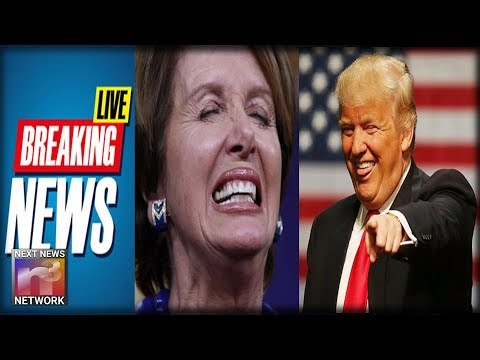 BREAKING Trump HAPPY As Dems DESPERATE To Reopen Government Just Got Stopped DEAD In Their Tracks
