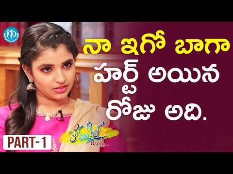 Xxx Mp4 Anchor Shyamala Full Interview Part 1 Anchor Komali Tho Kaburlu 3gp Sex