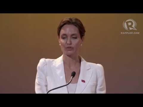 Xxx Mp4 Angelina Jolie Opening Statement On Rape In War 3gp Sex