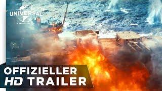 Battleship - Trailer 2 deutsch / german HD