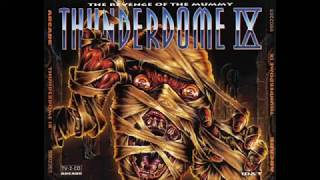 THUNDERDOME 9   CD 2  -  THE REVENGE OF MUMMY  (ID&T 1995)  High Quality