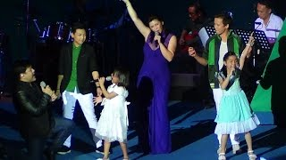 REGINE, MARTIN, DARREN, LYCA, DARLENE & JK - Don't Stop Believing (On A High Note Concert!)