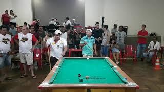 QF Baianinho de Mauá x Celso SS do Paraiso torneio de bolinho  Ibaté