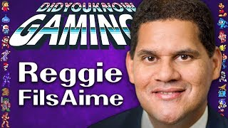 Reggie Fils-Aime: From Pizza Hut to the Nintendo Switch - Did You Know Gaming? Feat. Furst