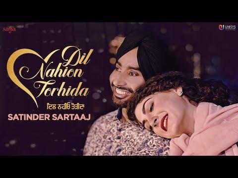 Xxx Mp4 Satinder Sartaaj Dil Nahion Torhida Full Video Jatinder Shah Love Songs Punjabi Songs 2018 3gp Sex