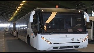 Iran Asia Pishro Diesel co. Euro 6 Airport CNG Bus manufacturer سازنده اتوبوس فرودگاهي ايران