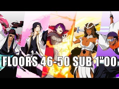 Xxx Mp4 🧗♂️🏆 FLOORS 46 50 SUB 1MIN 🏆🧗♂️ SENKAIMON TOWER • Bleach Brave Souls 3gp Sex