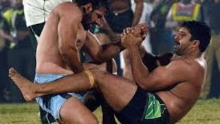 Pakistan Vs India Full Kabaddi Match Asia Cup Final 2016