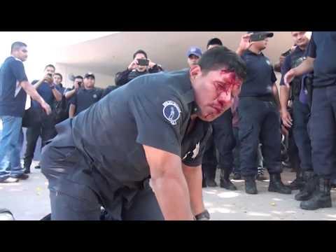ENFRENTAMIENTO ENTRE POLICIAS EN TABASCO