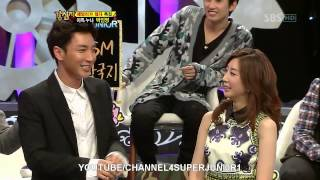 STRONG HEART 154 - LEETEUK AND HIS SISTER CUTE AFFECTION