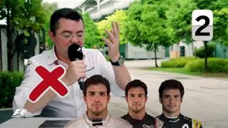 McLaren's Eric Boullier | Grill The Grid 2017 Team Bosses