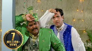 Rajaji - Part 7 Of 15 - Govinda - Raveena Tandon - Bollywood Comedy Movies