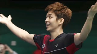 Lee Yong Dae RETIRES from Badminton with a Swan Song