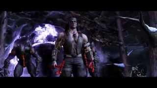 Mortal Kombat X: Official Launch Trailer