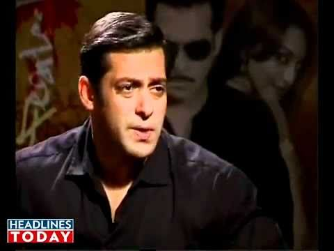 Salman on Kajol & Other Actresses