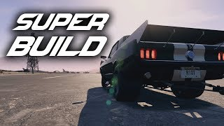 Need for Speed Payback SUPER BUILD - Ford Mustang Drag Derelict