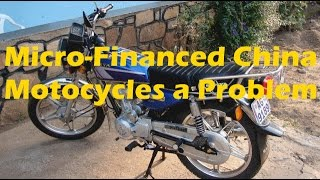 How Chinese Motorcycles Could Destroy Economy of USA Europe? #microfinance