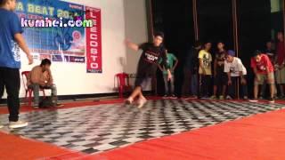 Kill Da Beat 2014 HIP-HOP DANCE BATTLE- SEVEN2SMOKE - Manipur