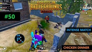 "[Hindi] PUBG MOBILE | ""17 KILLS"" INTENSE MATCH CHICKEN DINNER"