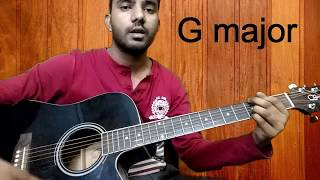 Give Me Some Sunshine (Lesson) - Easy  | Three idiots | guita chords
