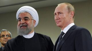 Eric Shawn reports: Moscow and Tehran, together