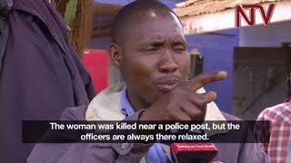 Jitters as public lose confidence in police over deaths in Entebbe