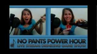 [No Pants Power Hour] Ali's Live Streaming Drinking Game Show (trailer)
