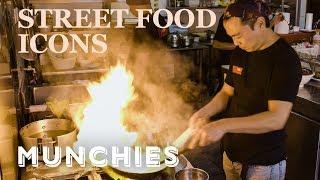 Chemist Turned Ceviche Master - Street Food Icons
