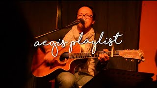 Noel Cabangon sings Aegis songs