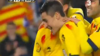 Catalonia vs Cape Verde 4-1 All Goals & Highlights 30/12/2013 HD