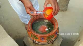 Shalgam Palak ki Sabzi Recipe | Grandma's Style | Village Style | Village Food Secrets