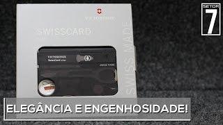 Unboxing: Swiss Card Lite Victorinox - Setor 7 Ep.05