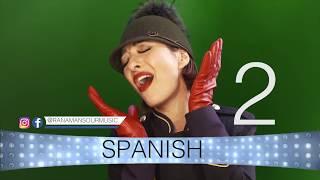 Singing In 8 Languages - Rana Mansour