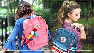 WHAT'S IN MY BACKPACK | Brooklyn and Bailey | Back-to-School 2017