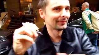 Despedida a Muse en el hotel Hyatt - Argentina 2015