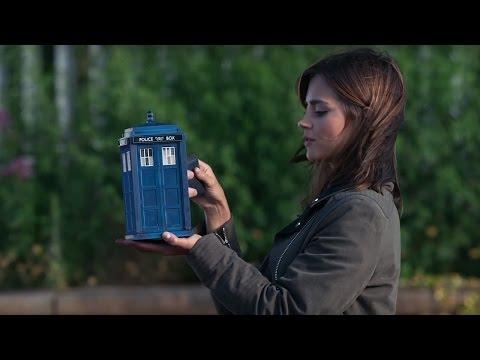 The TARDIS Shrinks - Flatline -