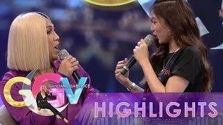 """GGV: Alex to Vice, """"Ang plastic mo talaga"""""""