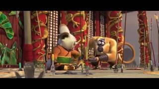 Kai destruye El Palacio de Jade | Kung Fu Panda 3
