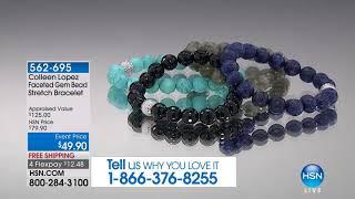 HSN | Colleen Lopez Gemstone Jewelry 01.07.2018 - 11 AM