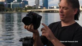 Shooting with the Panasonic GH5