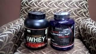 Ultimate Nutrition Pro Star vs ON Gold Standard