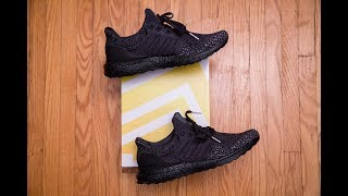 The MOST BREATHABLE Ultra Boost || Adidas Ultra Boost Clima 'Triple Black' Review and On Feet