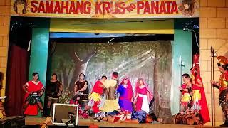 Ang Halik ni HUDAS at tuloy DAKIP kay HESUS -  SENAKULO 2018