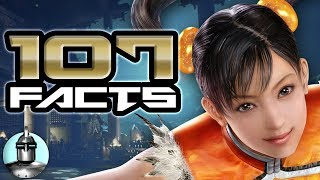 107 Tekken 7 Facts YOU Should Know!   The Leaderboard
