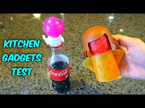10 Kitchen Gadgets put to the Test Part 13